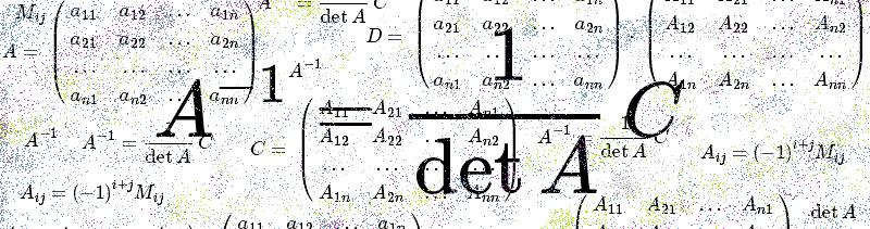 inverse matrix cover