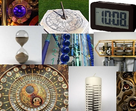 different kinds of clock