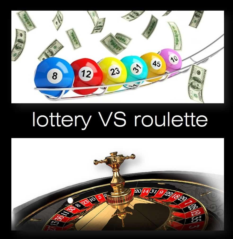lotteryVSroulette