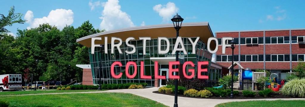 How To Survive First Day At College