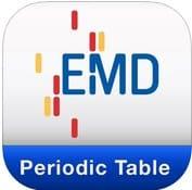 Periodic table - iOS