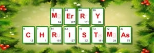 Merry christmas chemistry